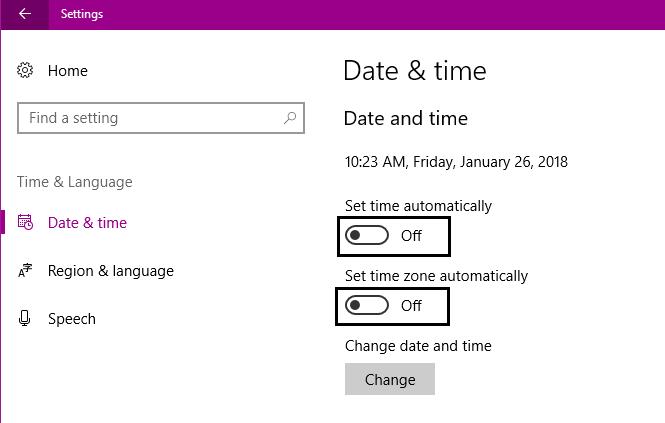 Sửa lỗi sai giờ khi cài song song Linux (Ubuntu) với Windows 10