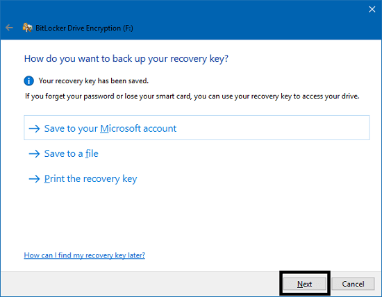 Đặt mật khẩu cho USB không cần phần mềm
