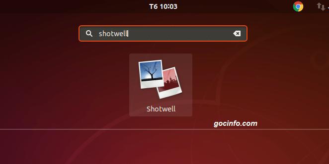 Phần mềm xem, chỉnh sửa ảnh trên Ubuntu - Linux