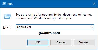 Sửa lỗi không mở được Start menu trên Windows 10
