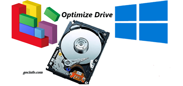 Chống phân mảnh ổ cứng với Disk Defragmenter trong Windows 10