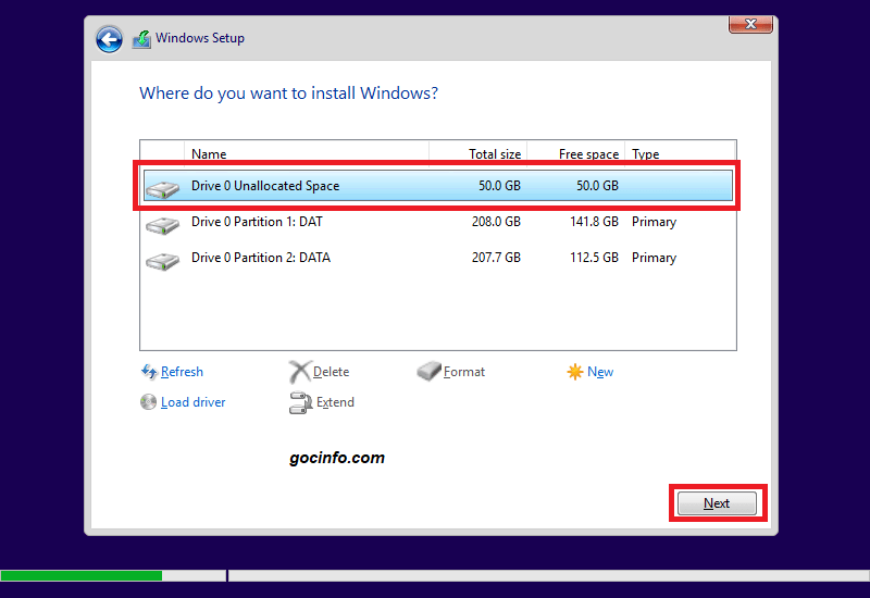 Cài đặt Windows 10 chuẩn UEFI/GPT Cách cài Windows 10 LTSC 2019 bằng thẻ nhớvới USB WinPE