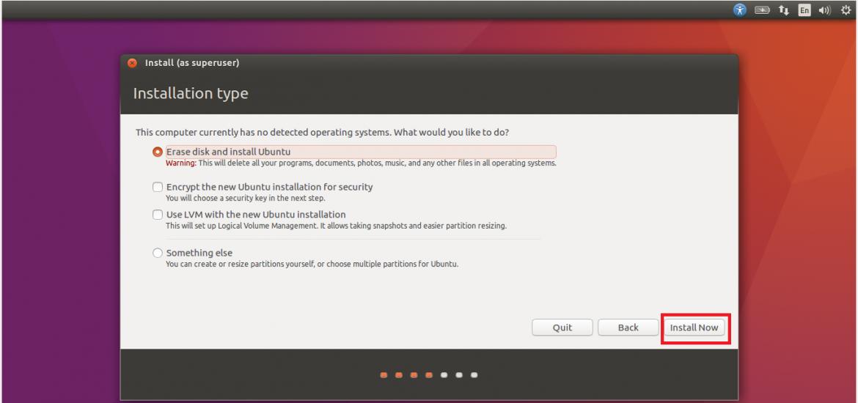 Cài đặt Ubuntu trên máy ảo VirtualBox