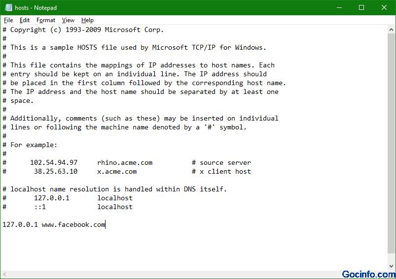 File hosts là gì - Cách chỉnh sửa file hosts trên Windows, Linux