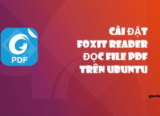 Đọc file PDF trên Ubuntu 18.04 LTS