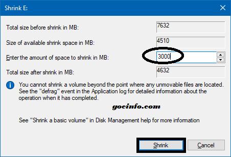 Cách chia USB thành nhiều ổ nhỏ không cần phần mềm