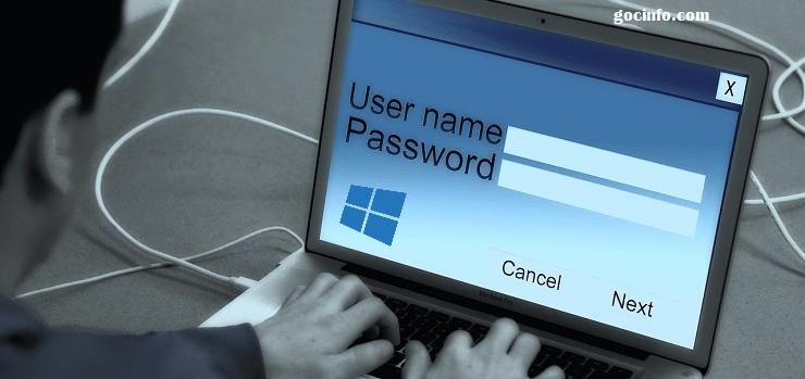 Cách phá mật khẩu Windows 10 bằng Hiren's Boot