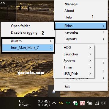 Cách tải skin, theme cho Windows 10 miễn phí
