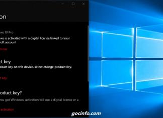 Khôi phục bản quyền Windows 10 khi thay đổi phần cứng