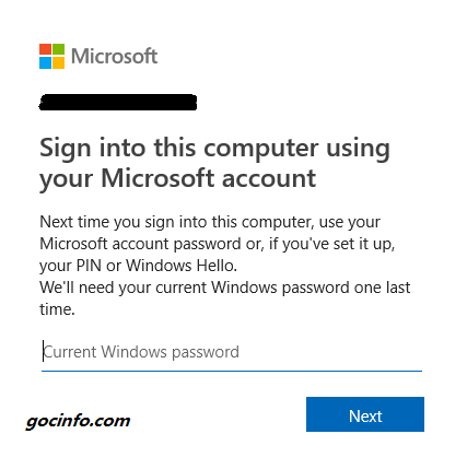 Lấy lại bản quyền Windows 10 khi thay ổ cứng, cài lại Win,..