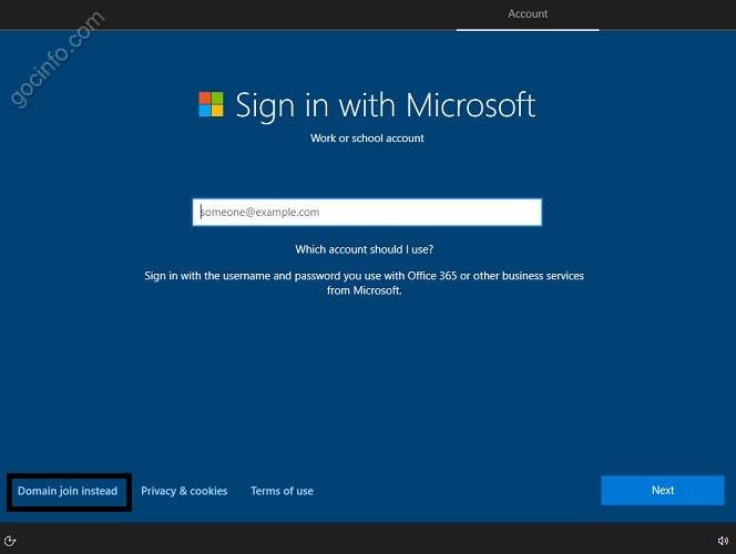 Cách cài Windows 10 LTSC 2019 bằng thẻ nhớ