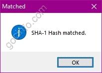 Cách kiểm tra file tải về có lỗi không bằng mã MD5, SHA, CRC