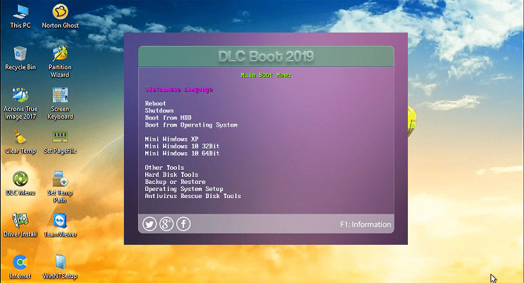 Dlc boot 2018 | DLC Boot 2018 3 2 Build 160727 Final Free Download