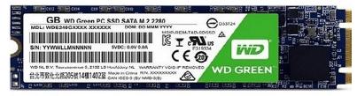 Ổ Cứng SSD giá rẻ WD Green M.2