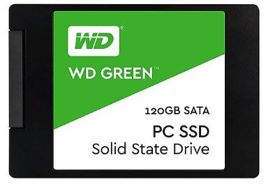 Ổ Cứng SSD giá rẻ WD Green 120GB