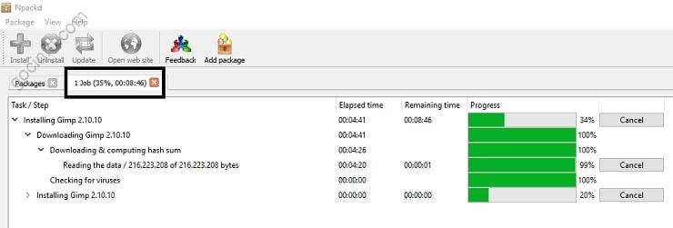 Tự động cài đặt các phần mềm thông dụng cùng lúc Windows