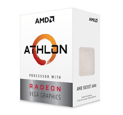 CPU AMD 200GE