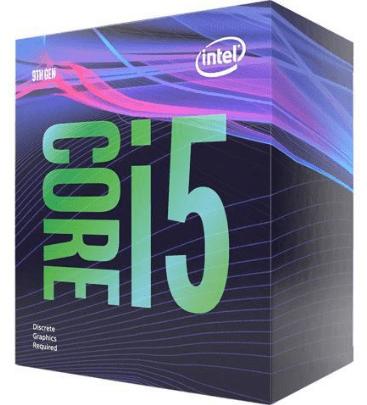 Build PC 15 triệu với CPU Core i5 9400F