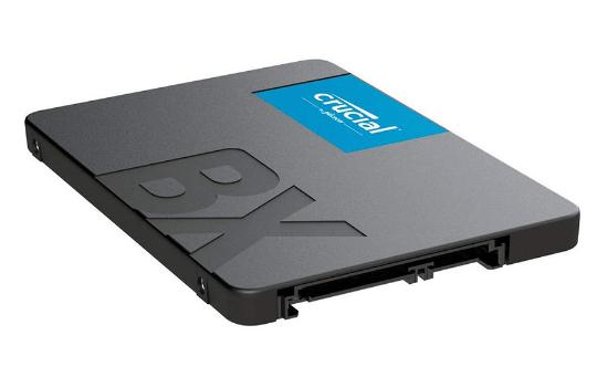 Cấu hình máy tính chơi game 7 triệu với Ổ cứng SSD Crucial BX500 240GB