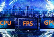 Cách hiển thị FPS, CPU, GPU, RAM trong game