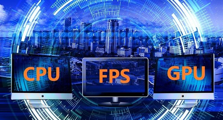 Cách hiển thị FPS, CPU, GPU, RAM,.. khi chơi game