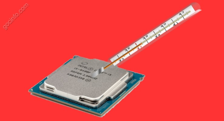 Cách kiểm tra nhiệt độ CPU, VGA, ổ cứng Laptop, máy tính PC