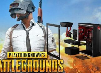 Build PC chơi PUBG