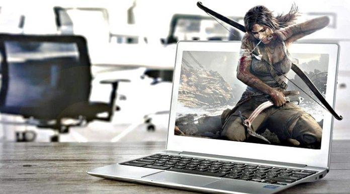 Laptop chơi game tốt giá rẻ