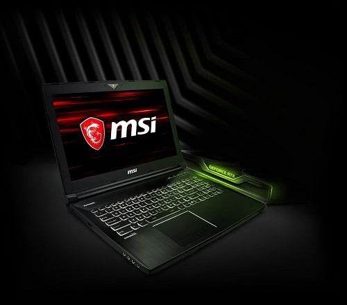 Laptop chơi game hãng MSI